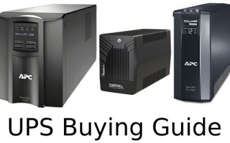 How to choose a good UPS? UPS Buying Guide